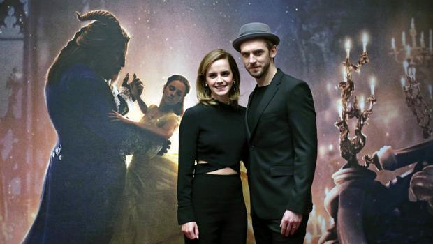 Emma Watson and Dan Stevens star in Beauty And The Beast
