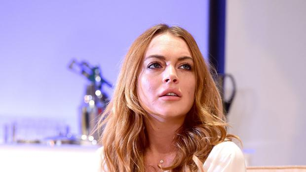 Lindsay Lohan has a lot to say about Brexit.