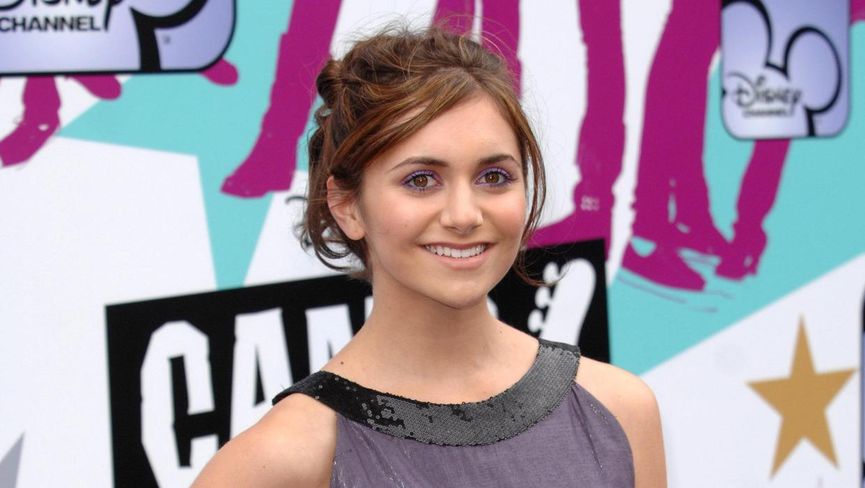 Disney actress Alyson Stoner reveals her struggle to accept her