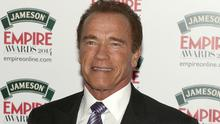 Arnold Schwarzenegger is back as the Terminator in the fifth film, Terminator Genisys