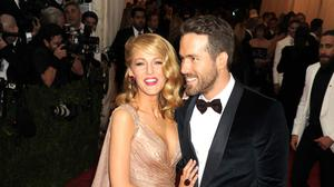 Blake Lively and Ryan Reynolds have donated money to two food bank charities (Dennis Van Tine/PA)