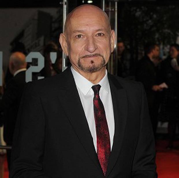 Sir Ben Kingsley is to star opposite Gillian Anderson, according to reports