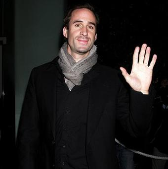 Joseph Fiennes is in the frame for The Unholy