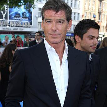 Pierce Brosnan would play a former IRA hitman in the film