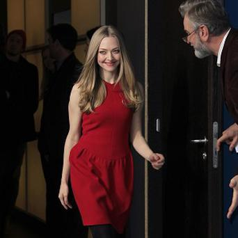 Amanda Seyfried could play Seth MacFarlane's girlfriend in his new Western