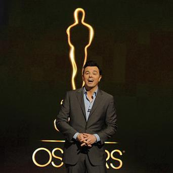 Seth MacFarlane will be hosting the Academy Awards