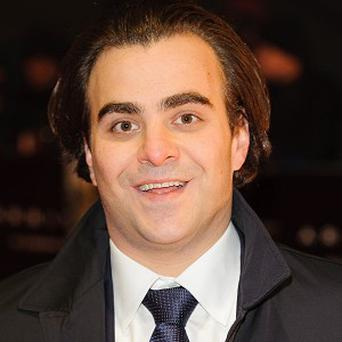 Director Nicholas Jarecki arrives at the UK Premiere of Arbitrage, at the Odeon West End, in Leicester Square, London. PRESS ASSOCIATION Photo. Picture date: Wednesday February 20, 2013. Photo credit should read: Dominic Lipinski/PA Wire