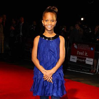 Quvenzhane Wallis is set to play Annie in a new film