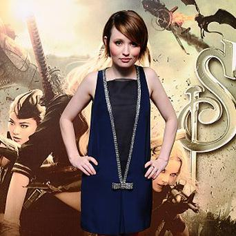 Emily Browning will apparently star opposite Kit Harrington in Pompeii