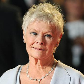Dame Judi Dench has admitted she finds it more difficult to remember