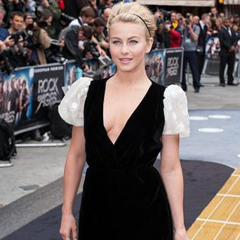 Julianne Hough would like a variety of film roles