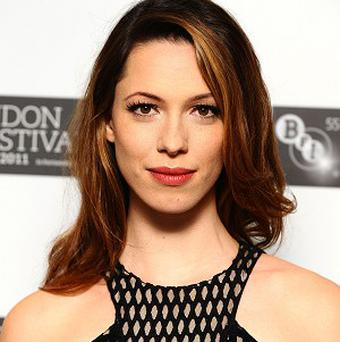Rebecca Hall is to appear with Johnny Depp in Transcendence