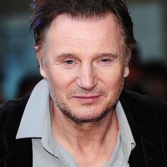 Liam Neeson is reportedly being lined up for Seth MacFarlane's Western