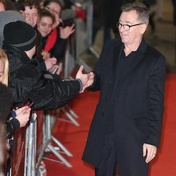 Tim Roth doesn't like to watch himself in movies
