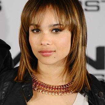 Zoe Kravitz has joined the cast of Divergent