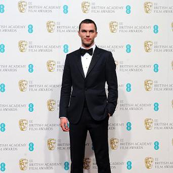 Nicholas Hoult says his friends make fun of his film roles