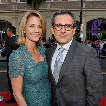 Steve Carell said his wife prefers him in his natural state