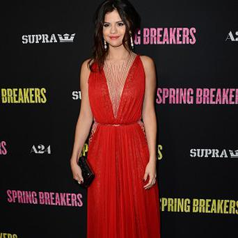 Selena Gomez warned her young fans not to see her new movie Spring Breakers