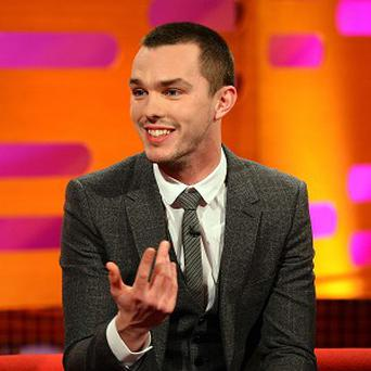 Nicholas Hoult admitted he didn't want to do the driving in the Mad Max film