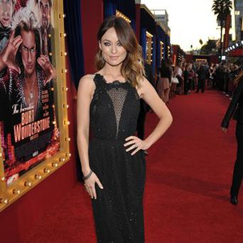 Olivia Wilde 'fought' for her role in The Incredible Burt Wonderstone