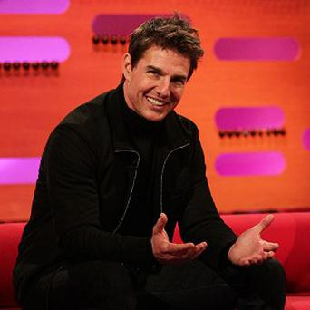 Tom Cruise is being linekd to the Man From UNCLE remake