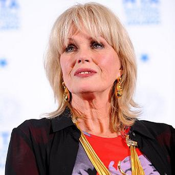 Joanna Lumley says she would love to be given the chance to be a Bond girl once again