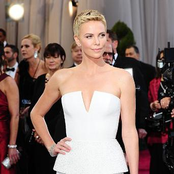 Charlize Theron is to work on a new crime thriller