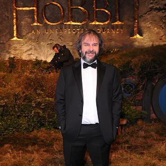 Peter Jackson is about to start work on the third Hobbit film