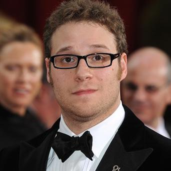 Seth Rogen took to the director's chair for This Is The End