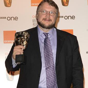 Guillermo del Toro is working on the Justice League Dark film