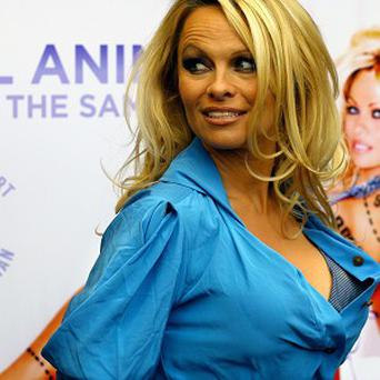Pamela Anderson had her implants removed some years ago