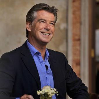 Pierce Brosnan has been lavishing praise on his wife Keely