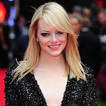 Emma Stone is in talks about joining Woody Allen's new film