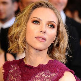 Scarlett Johansson is being linked to Luc Besson's film Lucy