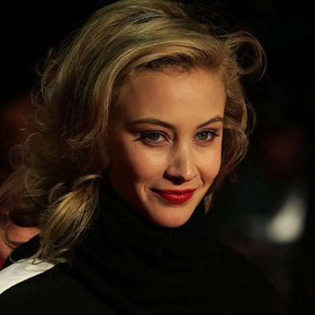 Sarah Gadon could be playing a vampire's love interest