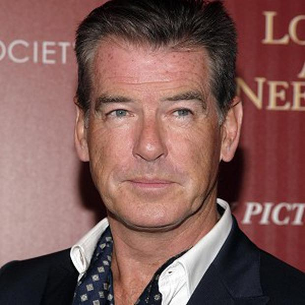 Pierce Brosnan is reportedly set to play Louis XIV