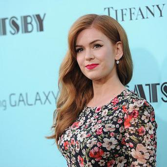 Isla Fisher hid her fears when she started working on The Great Gatsby