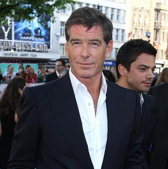 Pierce Brosnan will play a Cambridge university professor in the racy film