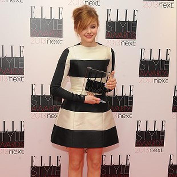 Chloe Moretz is set to star in the movie version of The Equalizer
