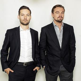 Leonardo DiCaprio and Tobey McGuire are close friends in real life