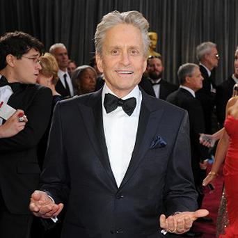 Michael Douglas plays Liberace in a new film