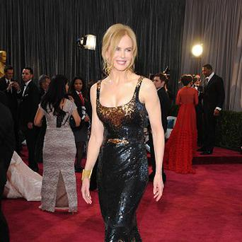 Nicole Kidman will apparently play a grieving mother in Reconstructing Amelia