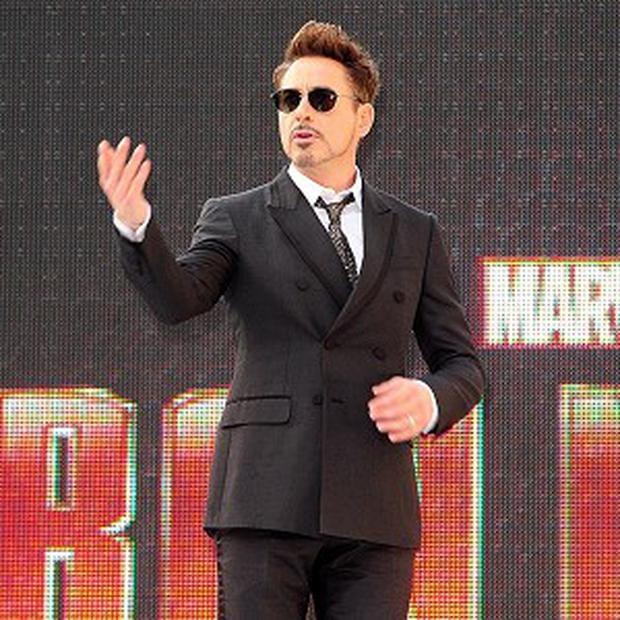Robert Downey Jr could be joining forces with Jon Favreau for Chef