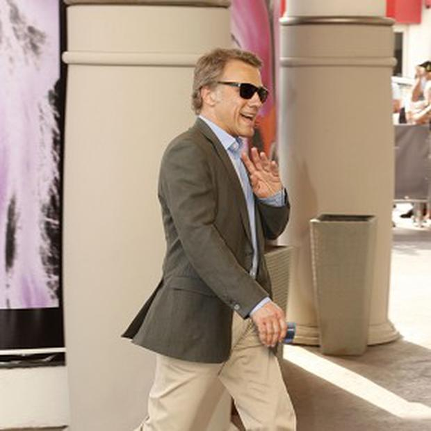 Christoph Waltz has joined the cast of Candy Store