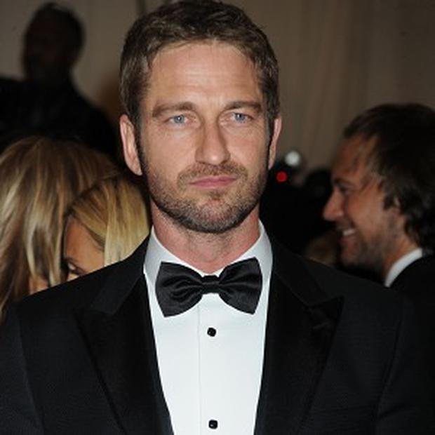 Gerard Butler is in talks about starring in The Raven