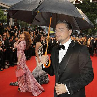 Leonardo DiCaprio is used to being in the spotlight
