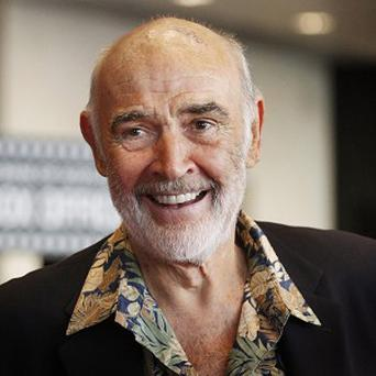 Sir Sean Connery urging Scots to vote in favour of independence