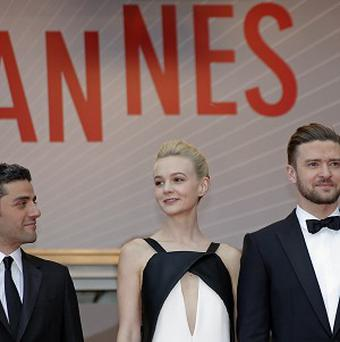 Oscar Isaac stars with Carey Mulligan and Justin Timberlake in Inside Llewyn Davis