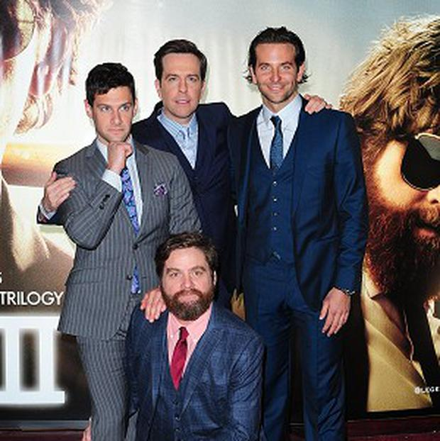 Bradley Cooper would love to team up with his Hangover pals again