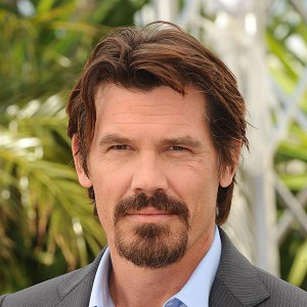 Josh Brolin attends the photocall for new film Wall Street: Money Never Sleeps at the Palais de Festival in Cannes.